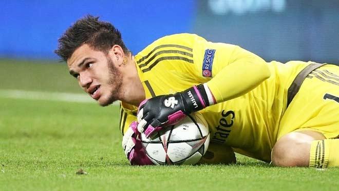 Chuyển nhượng MU: Thủ môn Brazil sẽ thay De Gea - 1