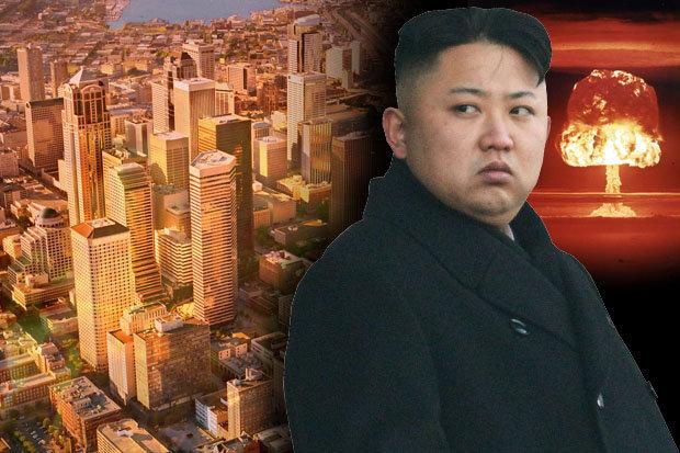 Lo Triều Tiên đánh, thành phố Mỹ rục rịch kế hoạch sơ tán 1