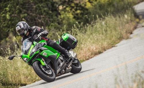 5 sự thật thú vị về Kawasaki Ninja 1000 ABS - 2