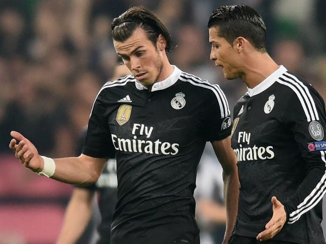 """Bale bị cô lập ở Real: Ronaldo """"bảo kê"""" cho Isco"""