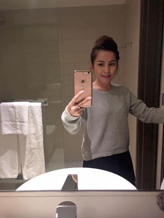 Chồng cũ Phi Thanh Vân khoe tình mới sexy, giàu có chả kém người xưa - 8