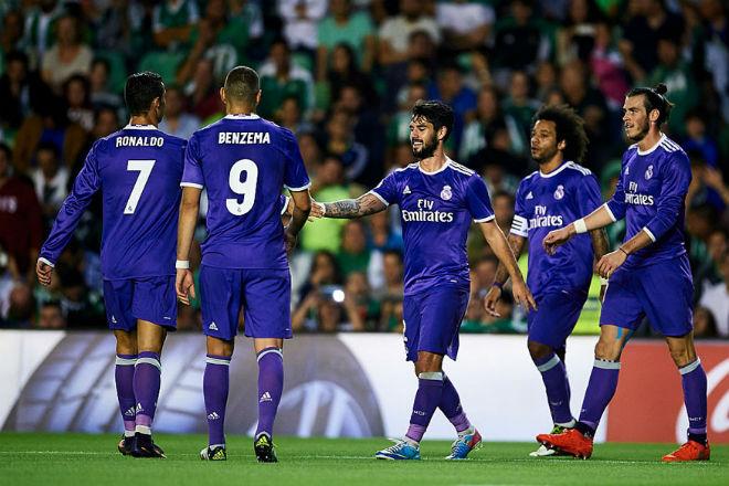 Real Madrid, siêu dự bị tỏa sáng: Quái vật hai đầu - ảnh 1
