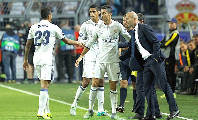 """Real Madrid, siêu dự bị tỏa sáng: """"Quái vật"""" hai đầu - 2"""