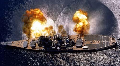 Mỹ hồi sinh siêu thiết giáp hạm đối phó Nga-Trung Quốc? - 1