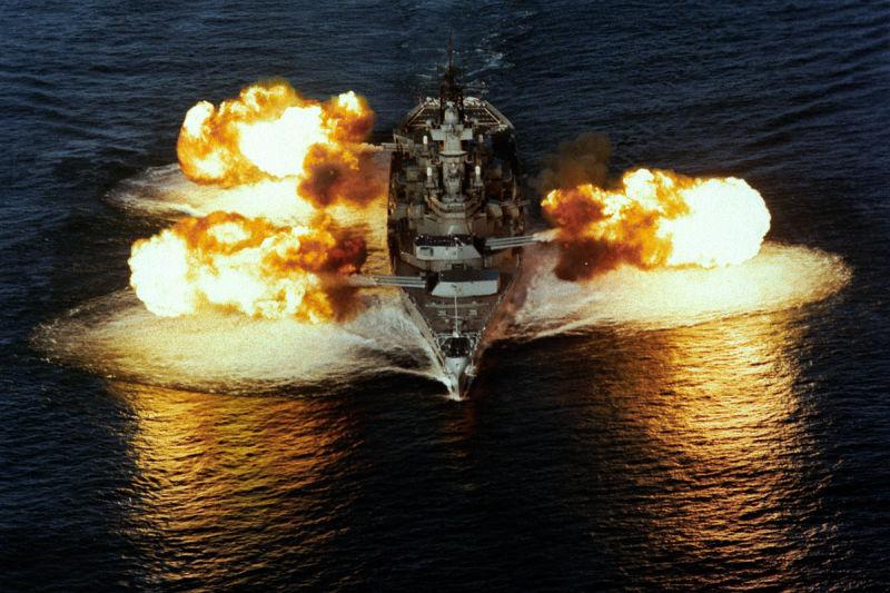 Mỹ hồi sinh siêu thiết giáp hạm đối phó Nga-Trung Quốc? - 3