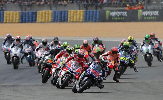 Đua xe MotoGP: Kịch chiến ở xứ sở tình yêu - 2