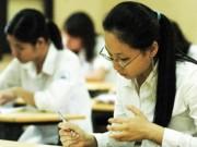 Giáo dục - du học - Đề thi tham khảo thi THPT quốc gia: Dữ liệu lạc hậu, đánh đố học sinh