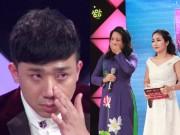 Ca nhạc - MTV - Trấn Thành khóc đỏ mắt vì thí sinh thi hát để giành 50 triệu