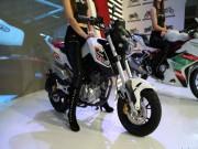 Thế giới xe - Benelli TNT 135 ngừng ra mắt vì sợ Honda Navi