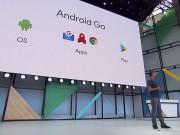 Google ra mắt Android Go cực nhẹ cho smartphone cấu hình thấp