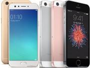 Dế sắp ra lò - Top 4 smartphone giá mềm, camera chụp ảnh đẹp