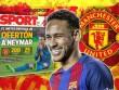Neymar rời Barca: Chỉ chờ MU - Mourinho tái xuất Cúp C1