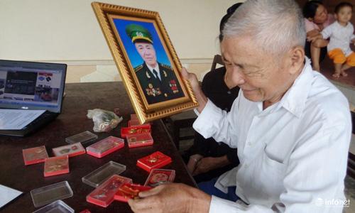 Ký ức của người lính gần 20 năm bảo vệ Bác Hồ