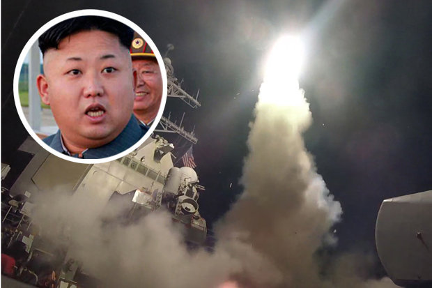 """Kim Jong-un lệnh sẵn sàng bất cứ khi nào Mỹ """"dội bão lửa"""" - 1"""