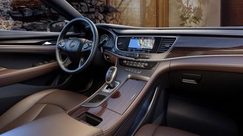 10 ô tô có thiết kế nội thất xuất sắc nhất 2017 - ảnh 3