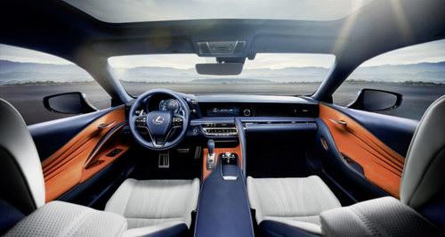 10 ô tô có thiết kế nội thất xuất sắc nhất 2017 - ảnh 5