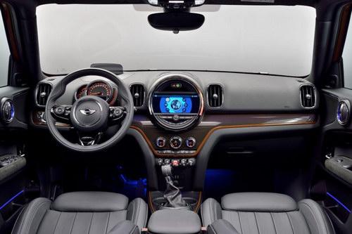 10 ô tô có thiết kế nội thất xuất sắc nhất 2017 - ảnh 9