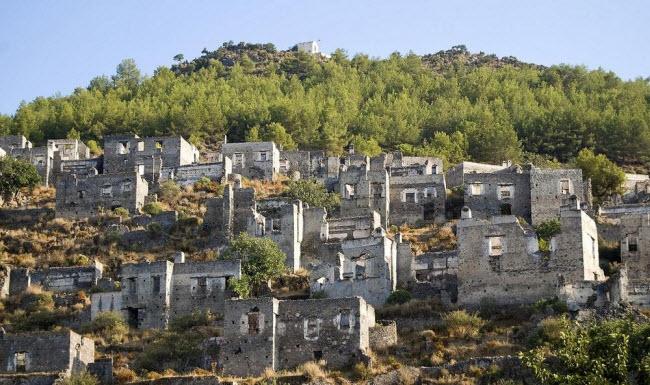 """Câu chuyện bí mật về thị trấn """"ma"""" hoang phế ở Thổ Nhĩ kỳ - 4"""