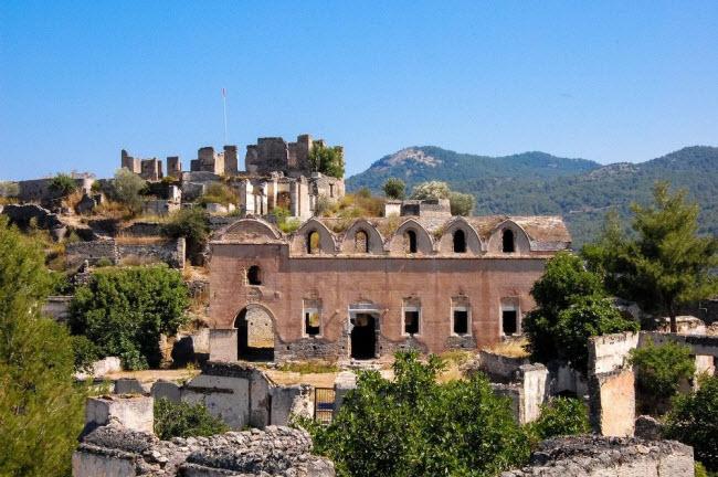 """Câu chuyện bí mật về thị trấn """"ma"""" hoang phế ở Thổ Nhĩ kỳ - 10"""