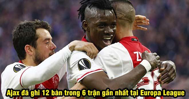 MU coi chừng: Ajax đá đẹp chẳng kém Barca - 2