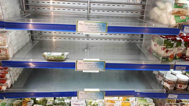 """Hiện tượng sản phẩm organic """"xịn"""" cháy hàng ở Co.opmart - 2"""