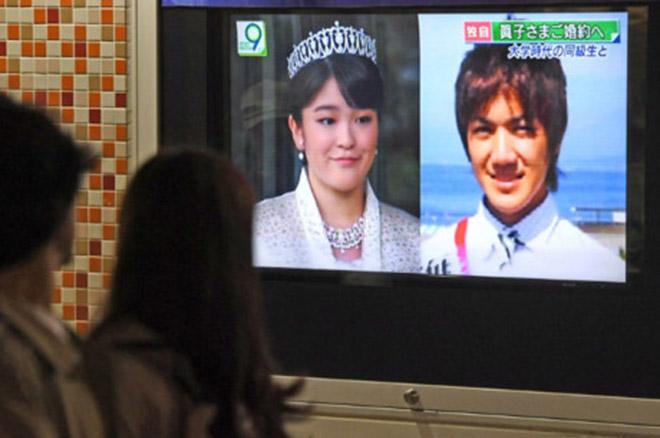 Dung nhan công chúa Nhật từ bỏ địa vị yêu thường dân - 4