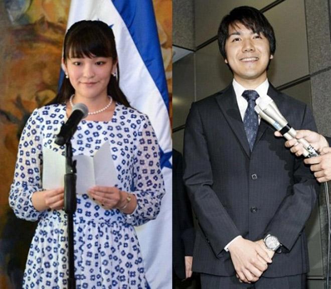 Dung nhan công chúa Nhật từ bỏ địa vị yêu thường dân - 3