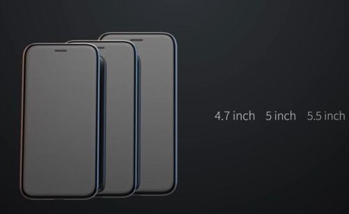Video xem trước iPhone 8, cảm ứng cạnh viền - 3