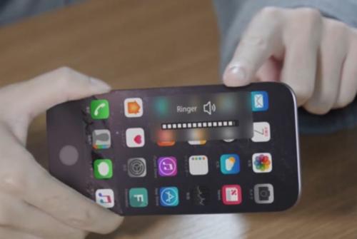 Video xem trước iPhone 8, cảm ứng cạnh viền - 6