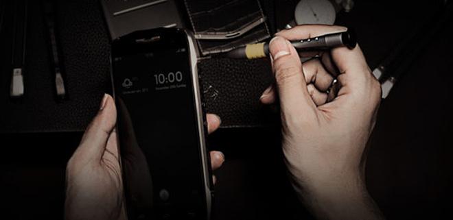 """Smartphone """"chất hơn nước cất"""" trình làng với cấu hình khủng - 3"""