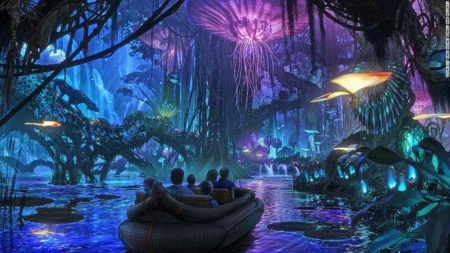 Khám phá 10 công viên giải trí của tương lai - 1