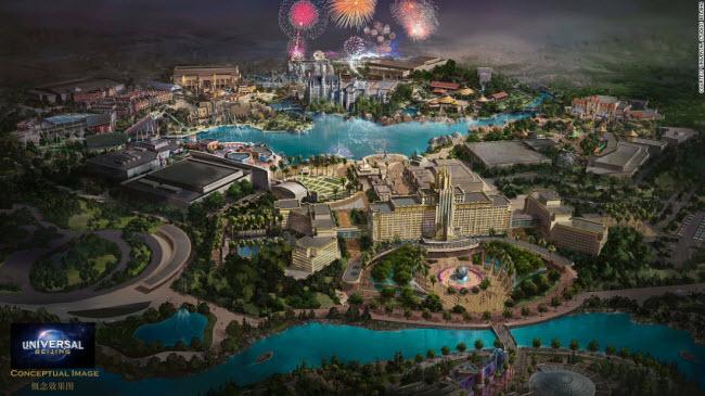 Khám phá 10 công viên giải trí của tương lai - 2