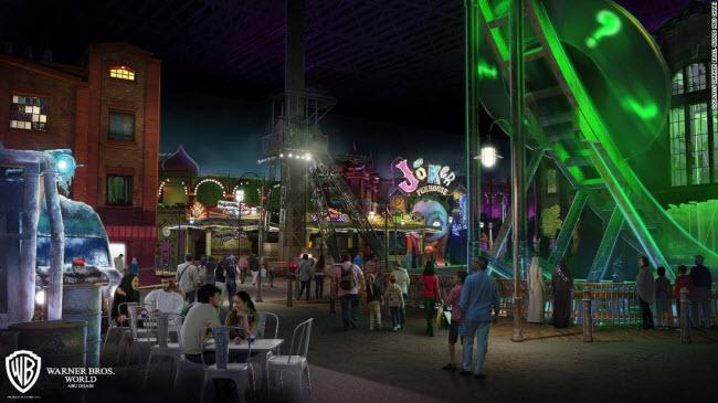 Khám phá 10 công viên giải trí của tương lai - 7