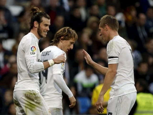 """Malaga – Real Madrid: """"Thanh gươm"""" của Hoàng đế - 3"""