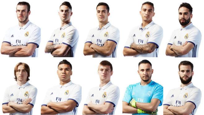 Real đua La Liga: Động lực từ 16 cái tên chưa từng nâng cúp - 1