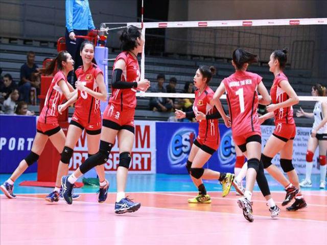 Bóng chuyền nữ: U23 Việt Nam nỗ lực đáng khen trước Thái Lan ở bán kết - ảnh 2