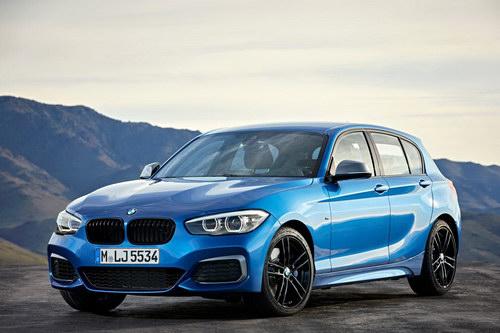 BMW 1-Series 2017: Nâng cấp nhẹ, bắt mắt hơn - ảnh 1