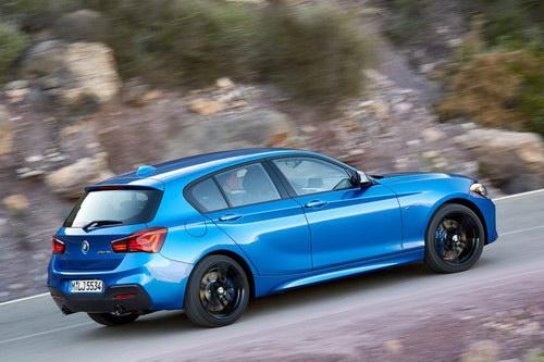 BMW 1-Series 2017: Nâng cấp nhẹ, bắt mắt hơn - ảnh 2