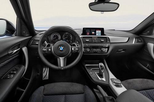 BMW 1-Series 2017: Nâng cấp nhẹ, bắt mắt hơn - ảnh 3