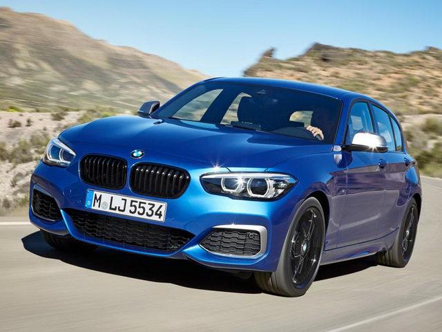 BMW 1-Series 2017: Nâng cấp nhẹ, bắt mắt hơn - ảnh 5