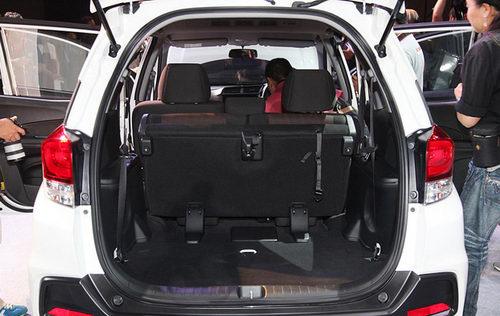 Xe 7 chỗ Honda Mobilio 2017 có giá 433 triệu đồng - 4