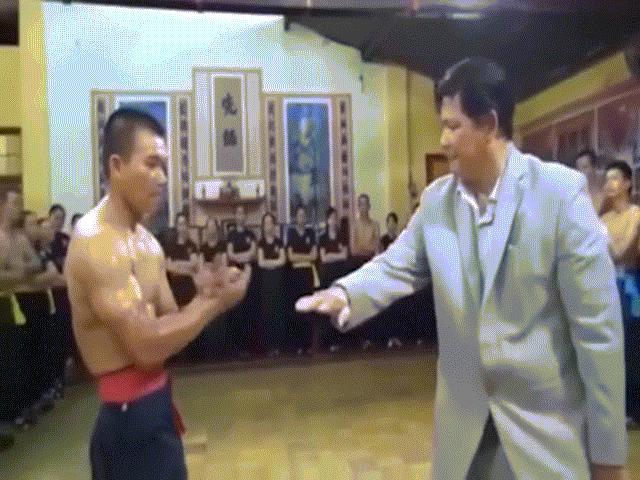 MMA, bị giới võ Trung Quốc truy đuổi: Từ Hiểu Đông sợ hãi, bệ rạc - 3