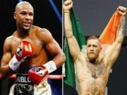 """Thể thao - McGreagor hạ bút ký boxing """"sinh tử"""" tỷ đô với Mayweather"""