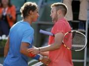 Nadal - Sock: Khác biệt ở dứt điểm (V3 Rome Masters)