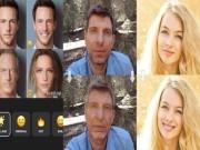 """Ứng dụng FaceApp giúp trẻ hóa khuôn mặt đang gây  """" sốt """""""
