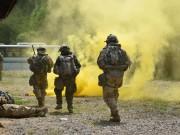 Thế giới - Mỹ tập chống vũ khí hủy diệt hàng loạt gần Triều Tiên