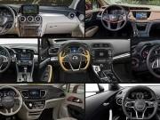 Tư vấn - 10 ô tô có thiết kế nội thất xuất sắc nhất 2017