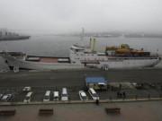 Xuất hiện tuyến phà mới nối Nga với Triều Tiên