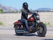 Thế giới xe - Harley-Davidson Fat Bob 2017 dành cho lối sống thư thái