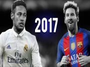 """Bóng đá - Thuyết âm mưu: Nếu có ngày Neymar khoác áo Real """"trả thù"""" Messi"""